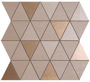 MEK Rose DIamond Mosaic tiles