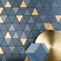 Mek Blue Mosaico Diamond - Lifestyle
