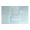 Artisan Aqua Gloss Square Tiles