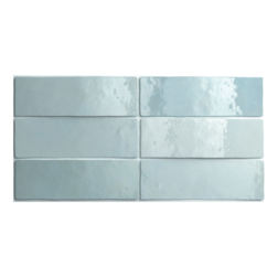 Artisan Aqua Gloss Subway Tiles