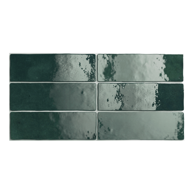 Artisan Moss Green Subway Tile Tile Republic Fyshwick Shop
