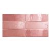 Artisan Rose Gloss Subway Tiles