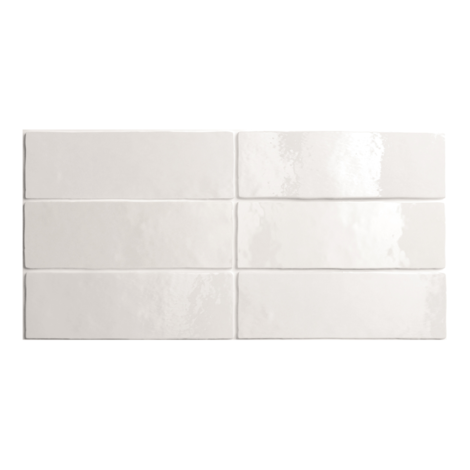 Artisan White Gloss Subway Tiles