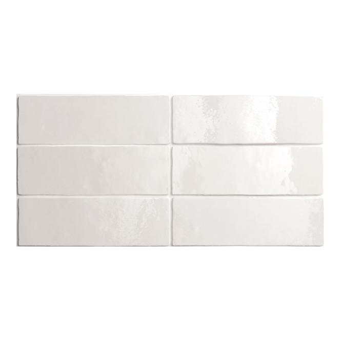 Artisan White Subway Tile Tile Republic Fyshwick Shop