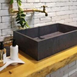 Top basin