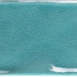 Krackle Acqua tile