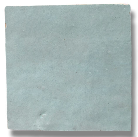 Zellige Aquamarine tile