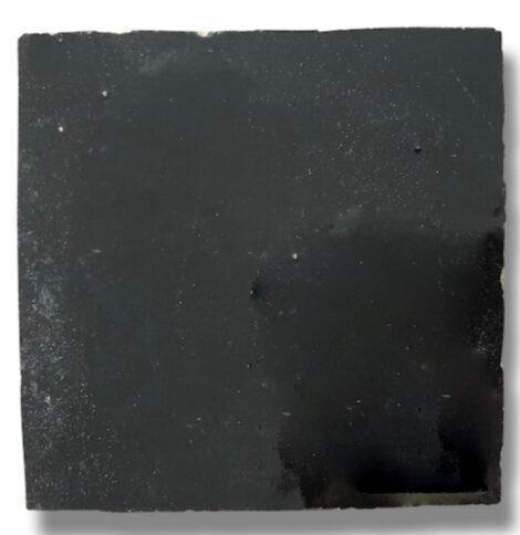Zellige Black tile