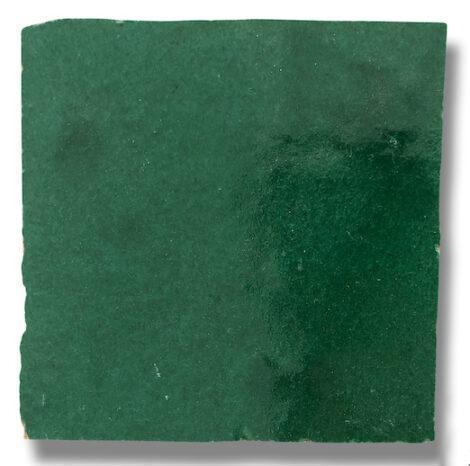 Zellige Emerald tile