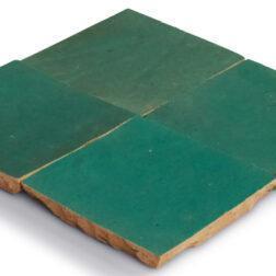 Zellige Jade tiles