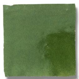 Zellige Lime tile