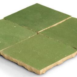 Zellige Lime tiles