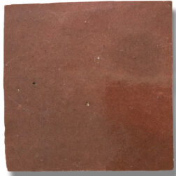 Zellige Rust tile