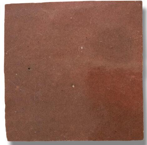 Zellige Rust tile