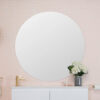 ADP Round Polished Edge Mirror