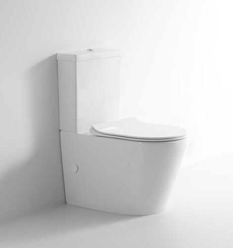 Ticino Back to Wall Toilet