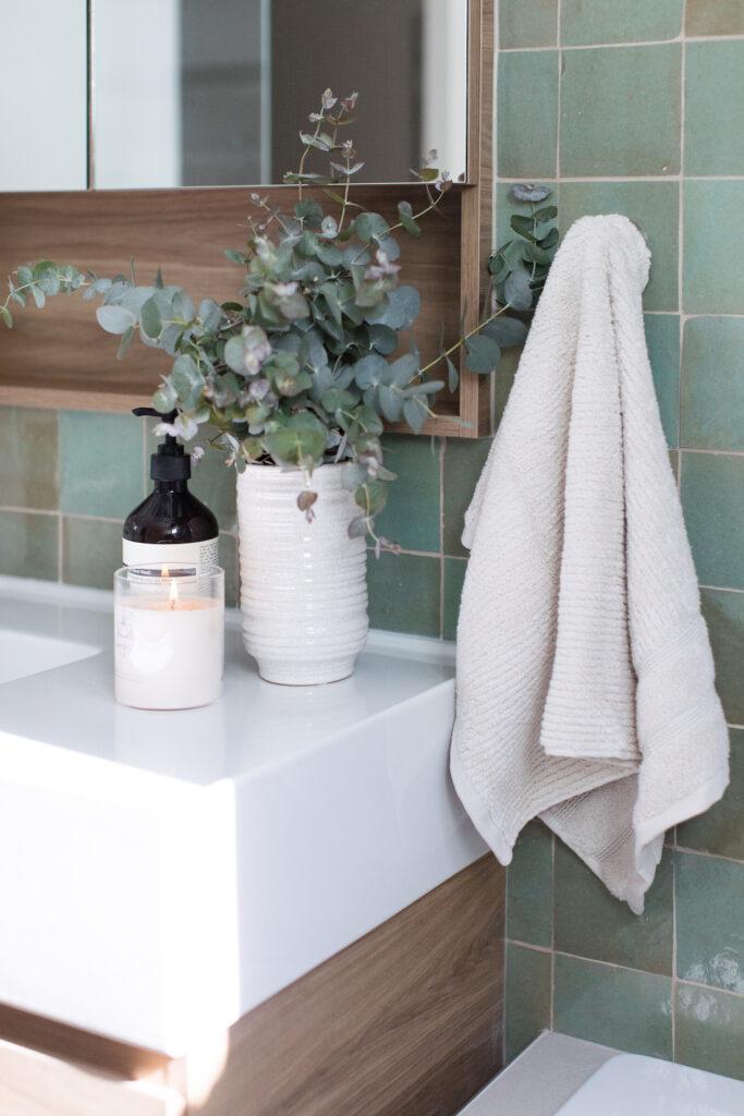 Evatt hand towel