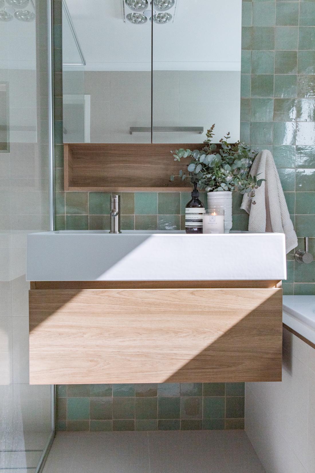 Modern Australian bathroom