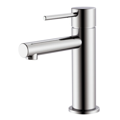 Lozano 162 Series Basin Mixer - Polished Chrome