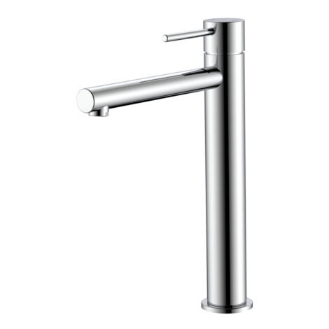 Lozano 162 Series Tall Basin Mixer - Polished Chrome
