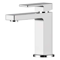 Lozano Lucas Basin Mixer - Polished Chrome