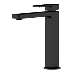 Lozano Lucas Tall Basin Mixer Matte Black