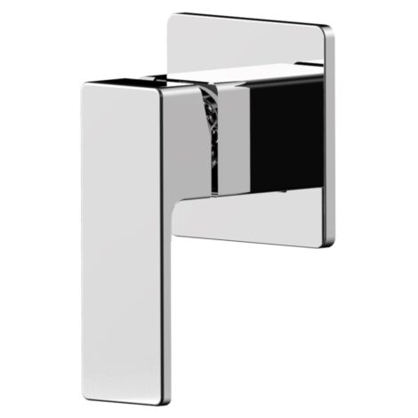 Lozano Lucas Wall Mixer - Polished Chrome