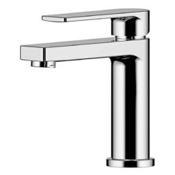 Lozano Terry Basin Mixer - Polished Chrome