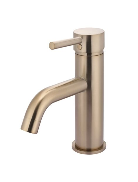 MB03 CH Champagne Retro Basin Mixer Tap Meir