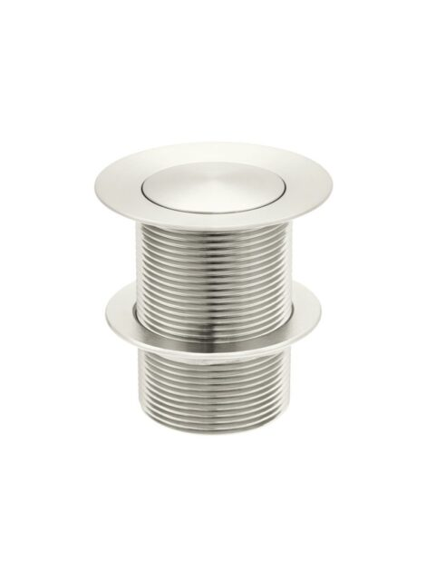 Meir Bath Pop Up Waste 40mm - No Overflow / Unslotted - PVD Brushed Nickel