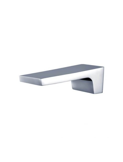 Meir Square Waterfall Spout - Polished Chrome