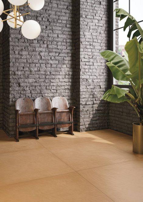 Foggia Saffron tiles