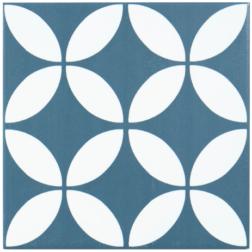 Barcelona Danish Navy Blue Matt tile