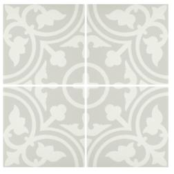 Barcelona Shadow Grey Matt multiple tiles