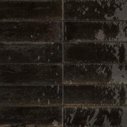 lago black gloss tile