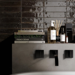 lago black gloss lifestyle tiles