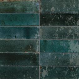 lago blue gloss tile