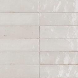 lago white gloss tile